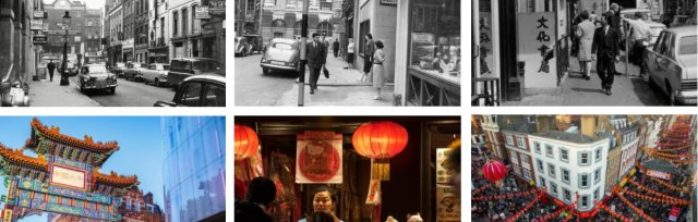 The Making of Chinatown Exhibition: Information Evening