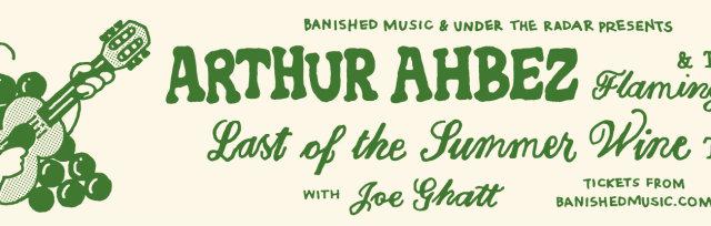Arthur Ahbez & The Flaming Ahbez with Joe Ghatt - Last of the Summer Wine