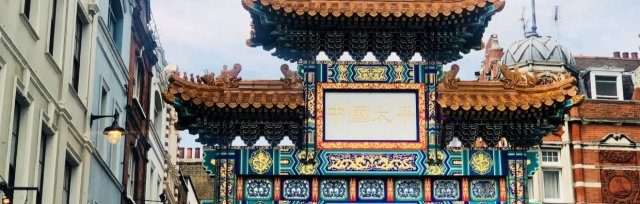 Chinatown – Past, Present and Future