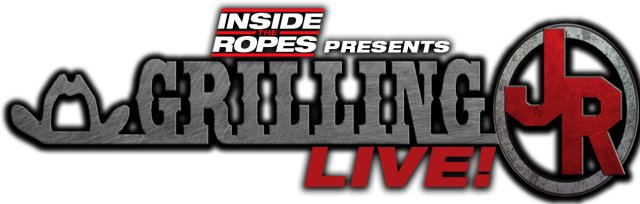 Inside The Ropes Presents: Grilling JR Live! - London