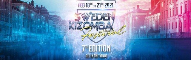 SWEDEN KIZOMBA FESTIVAL 2021 - 7th Edition