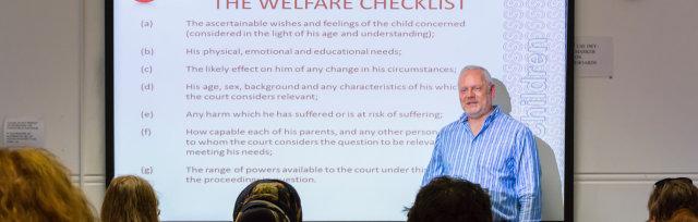 Children Cases - Family Law Training - Manchester
