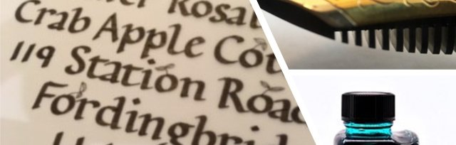 Introduction to Calligraphy with Adele Dark - £74