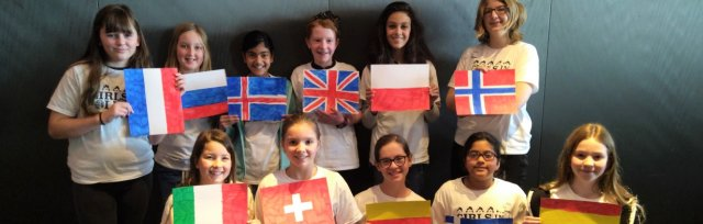 Camp United Nations for Girls NYC 2022