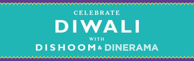 Celebrate Diwali with Dishoom & Dinerama