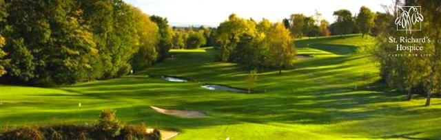 St Richard's Hospice Golf day