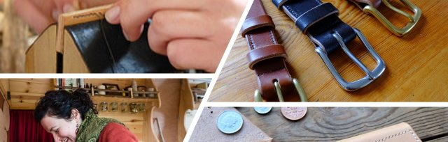 Introduction to Leatherwork with Ruth Pullan - £74
