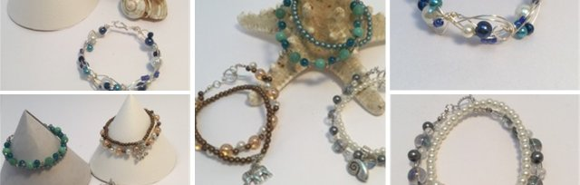 Jewellery Making - Bracelets & Bangles with Jenny Flight - £74