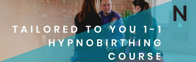 Tailored to YOU 1-1 Hypnobirthing Course