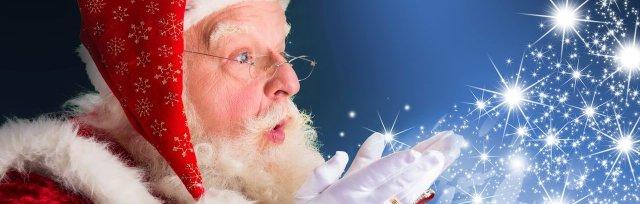 Santa's Home visit (saturdays)