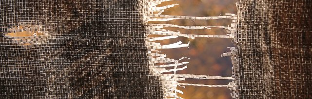 Gathering Our Frayed Edges (ONLINE)