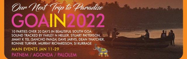 Goa 2022, our next trip to paradise.