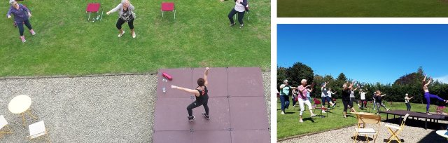 Dance Outdoors with Kelly Hogg - £24 (4 week class)