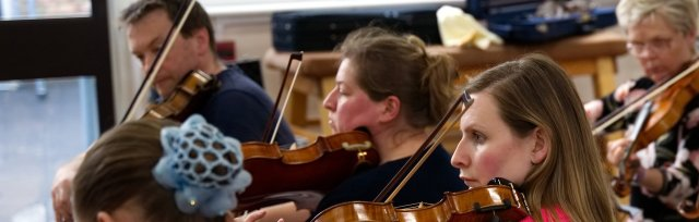 Crowthorne Symphony Orchestra - Public String Workshop