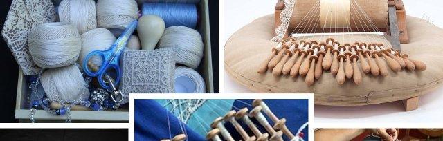 Braid Lace Making with Europa Chang Dawson - £74