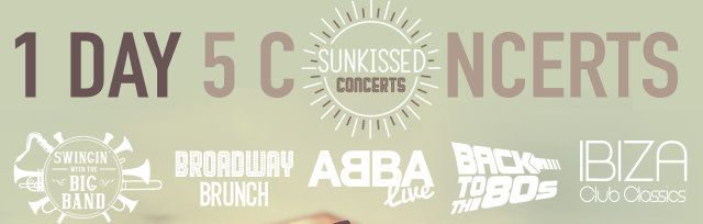 The Ultimate Sunkissed Concert