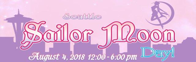 Seattle Sailor Moon Day 2018