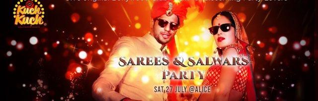 Kuch Kuch Sarees & Salwar Party