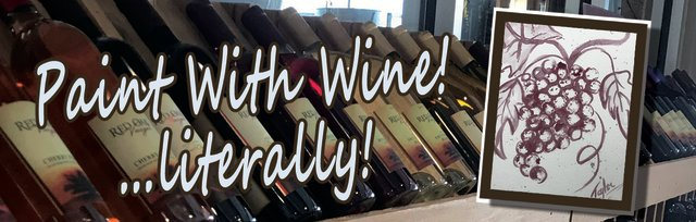 Paint With Wine at the Red Oak Winery