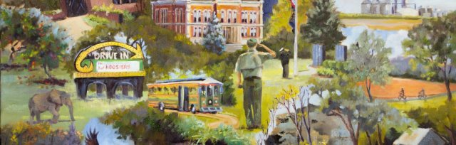 Gems of Wabash County Print by Penny French-Deal