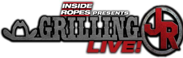 Inside The Ropes Presents: Grilling JR Live! - London
