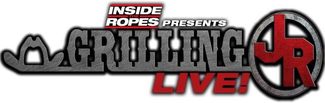 Inside The Ropes Presents: Grilling JR Live! - Glasgow