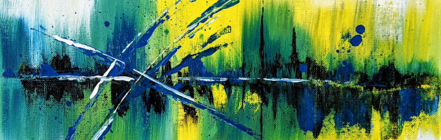 "Let's Paint ""The Sound of Abstract"" - Online"