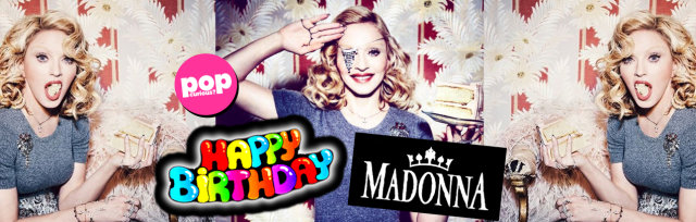 Madonna 61st Birthday Celebration at The White Swan in London (Friday 16th August 2019)