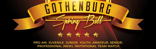 Gothenburg Spring Ball 2019