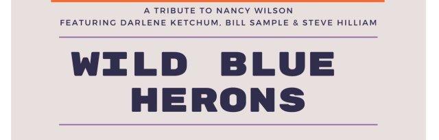 Wild Blue Herons