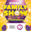 Sydney Family Show, proudly brought to you by Channel 10 image