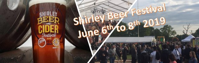 Shirley Charity Beer & Cider Festival