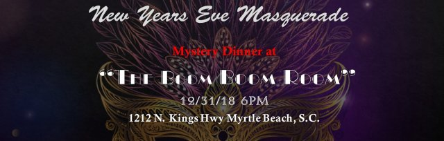 P. Reynolds NEW YEARS EVE MASQUERADE MURDER MYSTERY DINNER