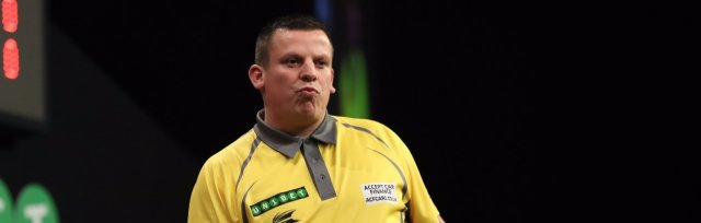 """A Darts evening with Dave """"Chizzy"""" Chisnall & Special Guests"""