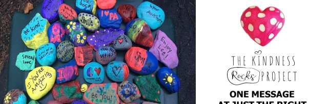 Kindness Rocks!!