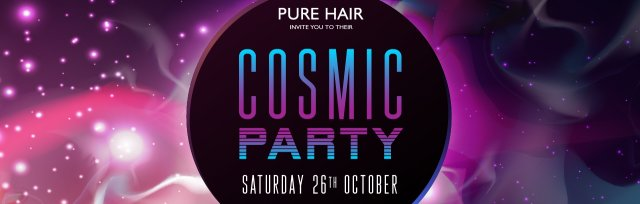 Cosmic Party Night for White Lodge