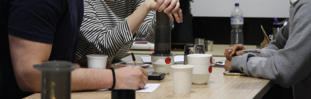 Berlin: Coffee Kaizen Weekend Intensive