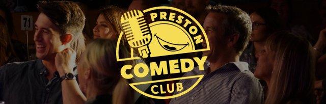 March 27th - Preston Comedy Club - featuring EMMANUEL SONUBI
