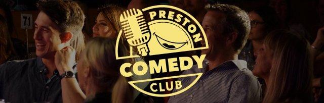 Preston Comedy Club: Performing Live - Barbara Nice, Simon Lomas and Dane Baptiste. Hosted by Freddy Quinne