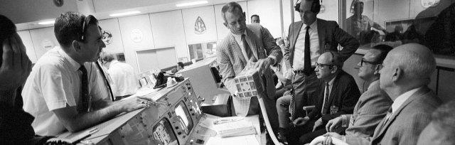 GameLab Apollo 13 Escape Room @ the National Space Centre