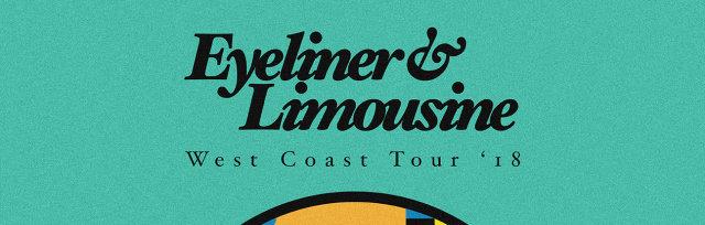 Eyeliner & Limousine West Coast US Tour 2018