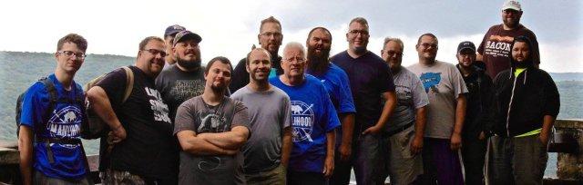 The Forge Men's Weekend 2019   Manlihood