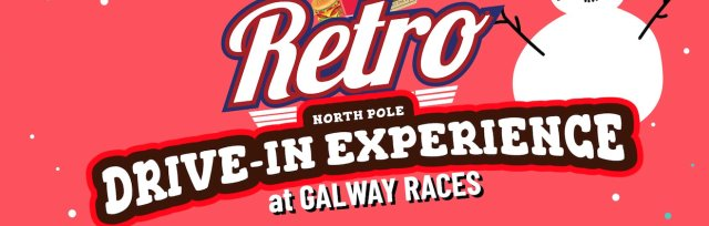 Retro's North Pole Santa Experience at Galway Races