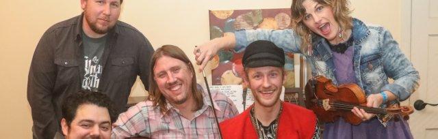 Dead Winter Carpenters - Sinners 'n' Freaks EP Release Party celebrating 10 Years of DWC