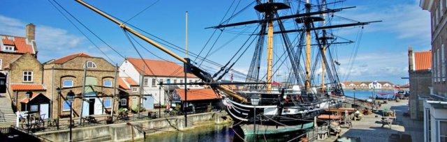 HMS Trincomalee Gin Tasting Hartlepool