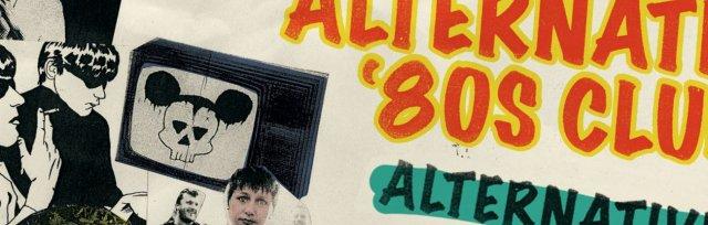 Alternative 80's Club at SWG3