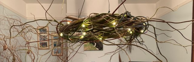 Natural Chandelier - Flittons