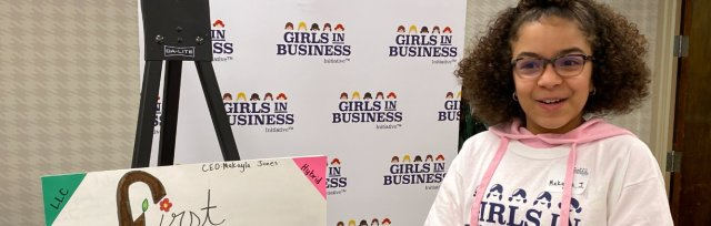 Girls in Business Camp NYC 2021
