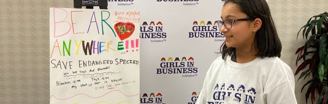 Girls in Business Camp Charlotte 2021