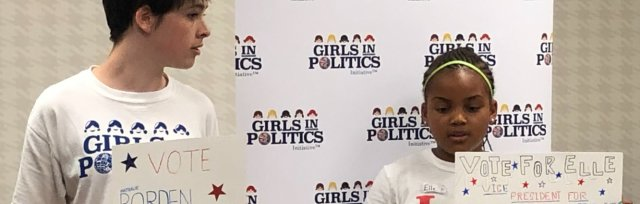 Camp Congress for Girls Charlotte 2021